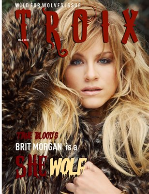"BRIT MORGAN ""She Wolf"""