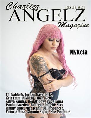 Charliez Angelz Issue #21 - Mykela