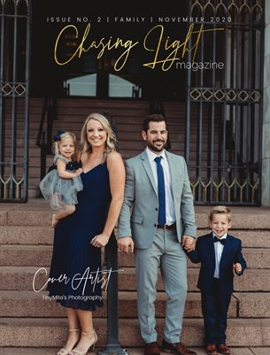 Chasing Light Mag | Issue No. 2 | Family