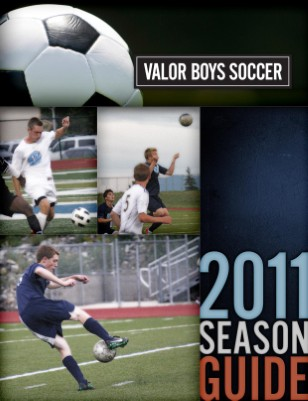 2011 Boys Soccer Media Guide