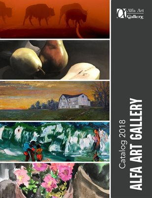 Alfa Art Gallery Catalog 2018