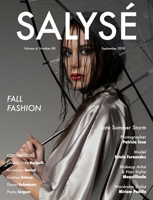 SALYSÉ Magazine | Vol 4 : No 80 | September 2018