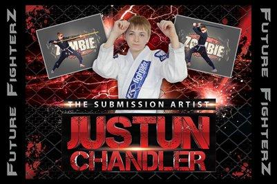 Justun Chandler Poster 2015