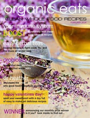 Organic Eats February 2014