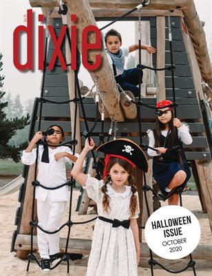 Halloween Issue 2020 - Dixie Magazine (Cover 1)