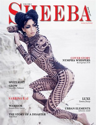 Sheeba Magazine 2016 May Volume I