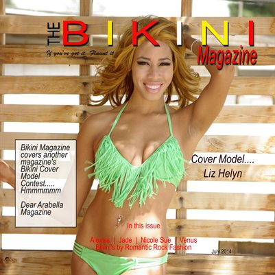 Bikini Magazine V1 July 2014