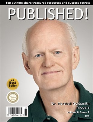 PUBLISHED! featuring Dr. Marshall Goldsmith