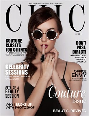 Chic Mag | Issue 11 | The Couture Issue