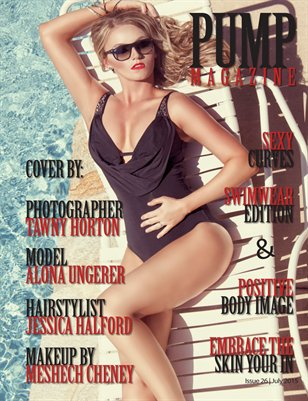 PUMP Magazine Issue 26 - Swimwear Vol. 1