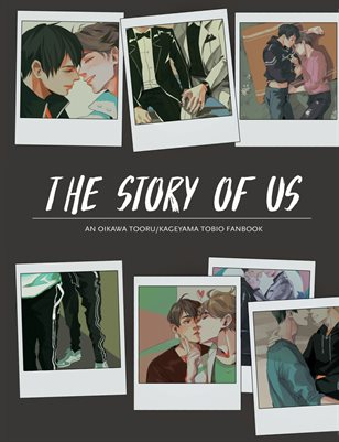 """OiKage Zine 1: """"The Story of Us"""""""