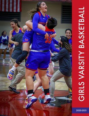 Montgomery County Lady Indians Varsity Basketball 2020-2021
