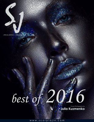 Scorpio Jin Magazine BEST OF 2016
