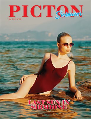 Picton Magazine November  2019 N350 Swimwear Cover 2