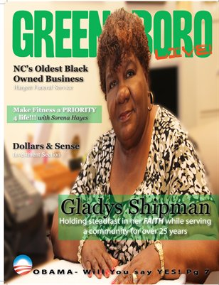 GREENSBORO LIVE APRIL EDITION