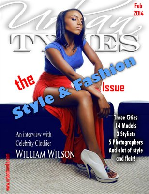 February Fashion Frenzy Issue!!!