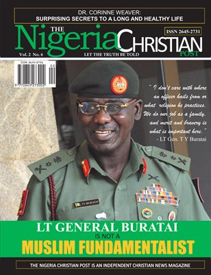 The Nigeria Christian Post: Lt General Buratai is not a Muslim Fundamentalist