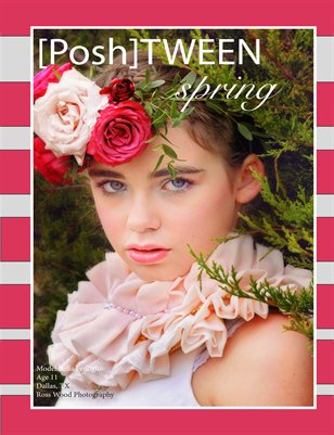 [Posh]TWEEN Spring Edition 2015