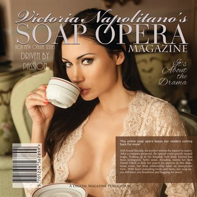 Victoria Napolitano's International Digital Magazines Driven By Passion