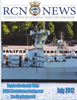 RCN News Magazine July 2012