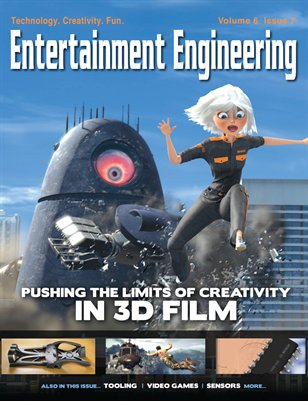 Pushing the limits of creativity in 3D film.