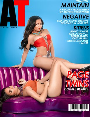 Alwayz Therro - March 2014 - The Page Twins