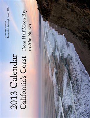 2013 Calendar - California's Coast