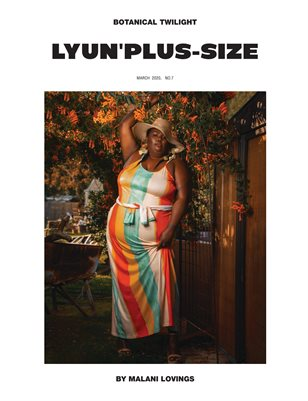 LYUN Plus Size No.7 (VOL No.2) C1