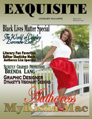 Exquisite Literary Magazine 5