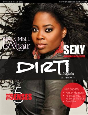 Dirti Magazine Summer Issue 2013