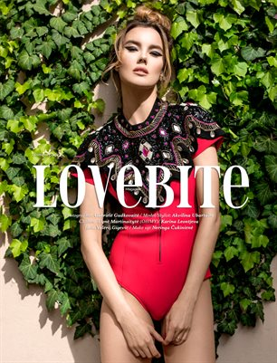 Lovebite Magazine | summer 2017 | Vol 1