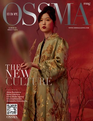 OSSMA Magazine EUROPE ISSUE17, vol6
