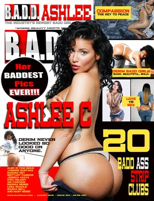 Denim BADD Girls (Ashlee C Cover)