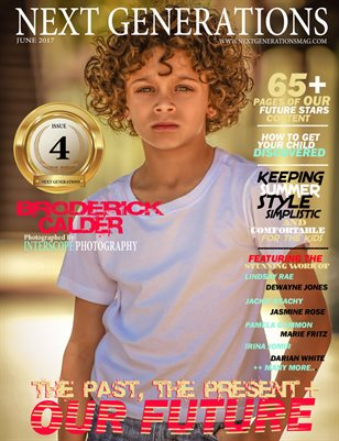 Next Generations Presents Issue 4 (Ages 4-15)