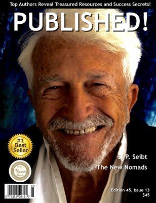 PUBLISHED! Excerpt featuring C. P. Seibt