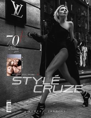 December 2019 Issue (Vol: 37) | STYLÉCRUZE Magazine