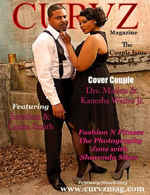 Curvz Magazine February/March 2013 issue