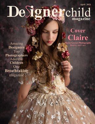 Designer Child Magazine April 2021