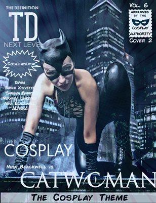 TDM Cosplay Vol.6 Nina Blackwell Cover2