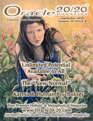 Oracle 20/20 Magazine September 2020