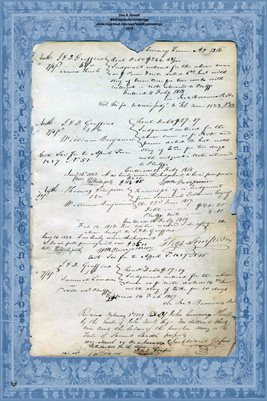 1818 FEBRUARY TERM, LYCOMING COUNTY, PENNSYLVANIA COURT PAGES
