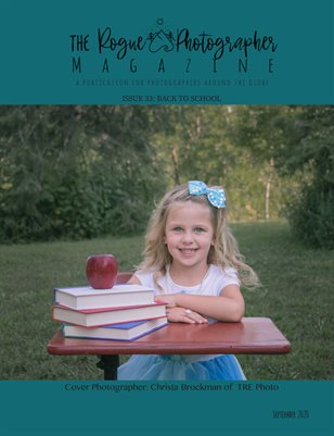 Issue 34: Back To School | September 2020