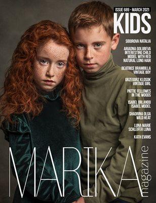 MARIKA MAGAZINE KIDS (ISSUE 689 - MARCH)