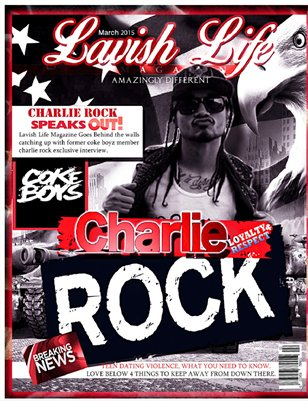 CHARLIE ROCK LOYALTY & RESPECT FORMER COKE BOYZ MEMBER SPEAKS OUT BEHIND THE WALL