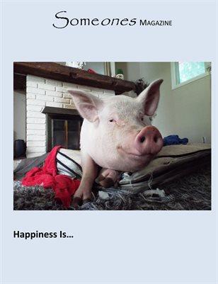 Someones Magazine: Happiness Is
