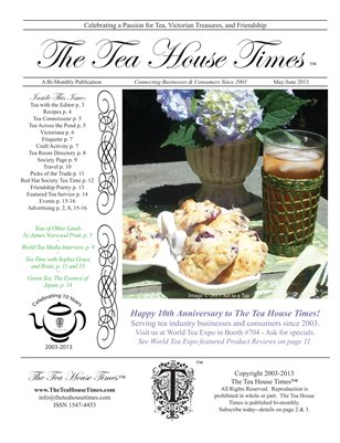 The Tea House Times May/June 2013 Issue