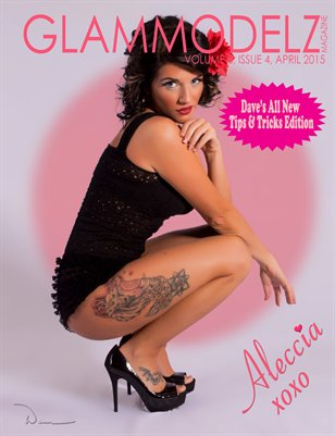 GlamModelz Magazine, Volume 8, Issue 4, Tips & Tricks IV, April 2015