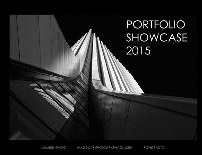 Portfolio Showcase 2015