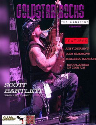 Goldstar Rocks The Magazine (Feb)