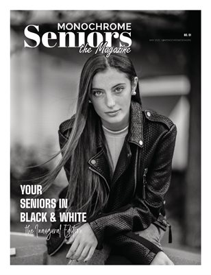 Monochrome Seniors the Magazine vol 1